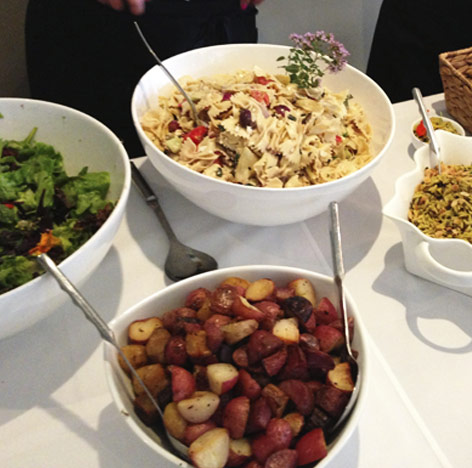 Business lunches be catering when the food just has to impress try our business meeting packages forumfinder Image collections